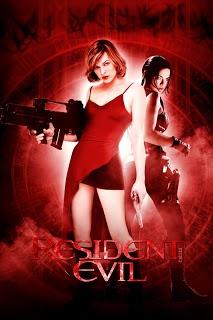 RESIDENT EVIL (2002) Η Alice και η Rain είναι οι επικεφαλής μιας ομάδας επίλεκτων commando. Σκοπός τους είναι να διεισδύσουν στην «κυψέλη», ένα τεράστιο υπόγειο εργαστήριο γενετικής το οποίο ανήκει στην πανίσχυρη Umbrella Corporation.