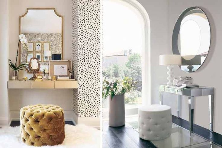 17 mejores ideas sobre tocadores de dormitorios en for Sillas dormitorio moderno