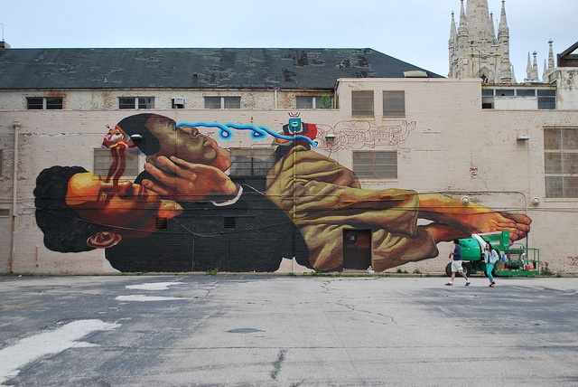 Baltimore/City of lights and beards by ever/siempre, via Flickr