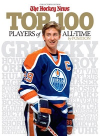"""The Great One...#99 Captain of the Edmonton Oilers (and those """"other"""" US teams)...Mr. Wayne Gretzky!"""