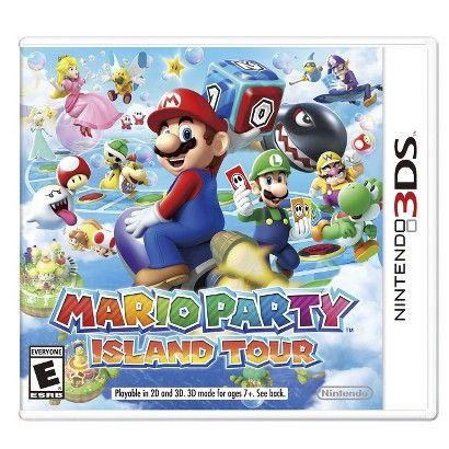 Mario Party: Island Tour (Nintendo 3DS) $39.99