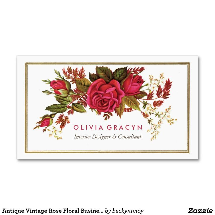 Business cards vintage flower design choice image card design and business cards vintage flower design image collections card design business cards vintage flower design gallery card reheart Choice Image