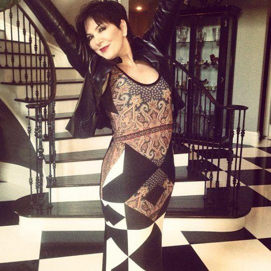 Kris Jenner: Queen of the Kardashian Style Klan