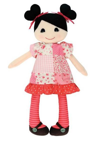 Rag Doll - Rosie