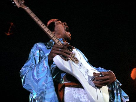 Playing Your Guitar: Rare Jimi Hendrix interview: the guitar ...