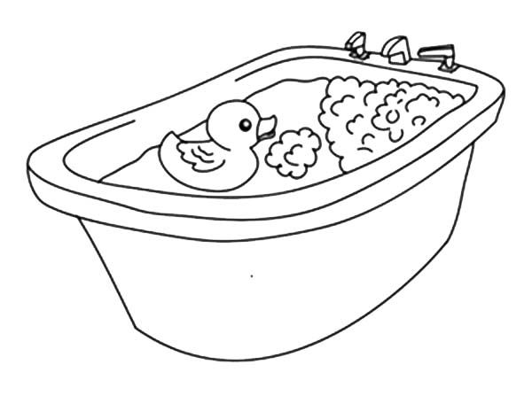 Rubber Duck Coloring Pages Best Coloring Pages For Kids Coloring Pages Coloring Pages For Kids Rubber Ducky