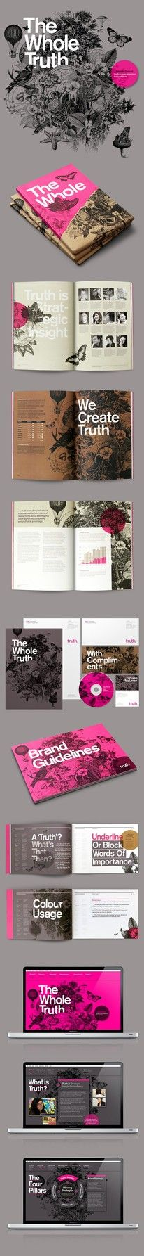General / Truth Branding by Socio Design — Designspiration