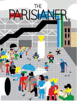 THE PARISIANER #paris #expo #2013