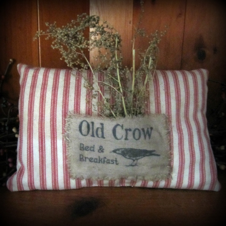 Primitive Country Crafts On Pinterest