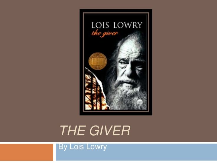theme essay for the giver