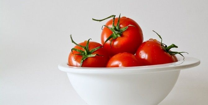 Protection of Skin with Tomatoes