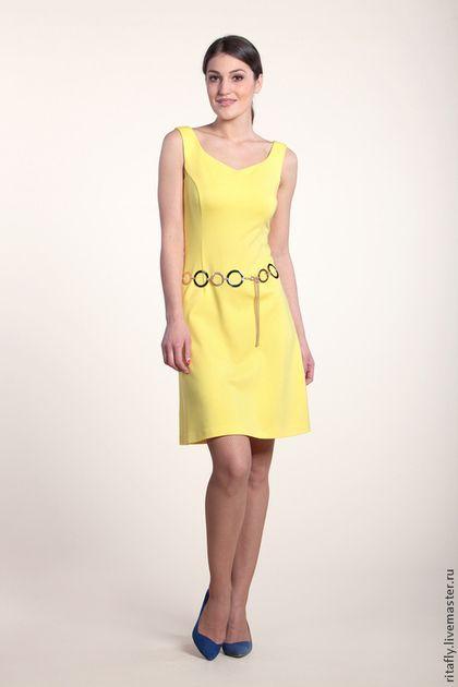 летнее платье платье из джерси платье из вискозы платье желтое платье без рукавов платье расклешенное платье лето платье белое платье повседневное платье на каждый день платье свободное платье на заказ платье мини платье короткое платье офисное  платье авторское платье прямое платье на лето летняя мода