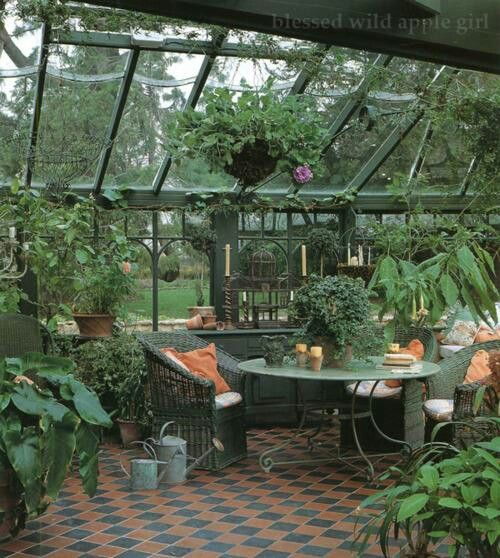 This Small Backyard Guest House Is Big On Ideas For: 1202 Best Images About Greenhouses, Garden Houses, Tree