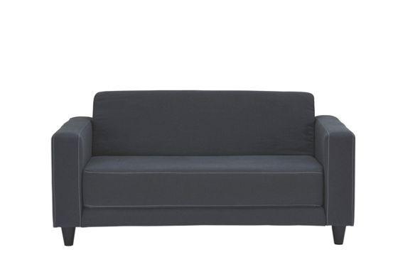 Pohodlná pohovka a postel pro hosty v jednom - s touto nadčasovou rozkládací pohovkou v antracitové barvě jste vybaveni pro každou příležitost! Pohodlná sedačka nabízí útulný prostor pro relaxaci ve večerních hodinách. S jednoduchým rozkladem lze transformovat na postel s plochou lůžka 118 x 189 cm.