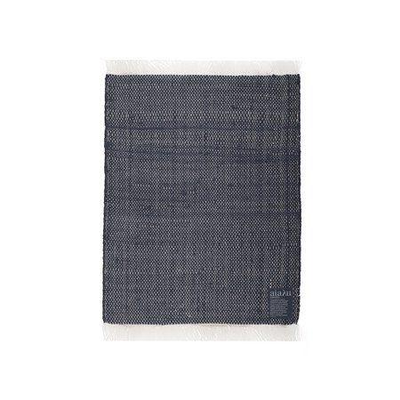 Raw Rug - Midnight - 45 x 60 cm