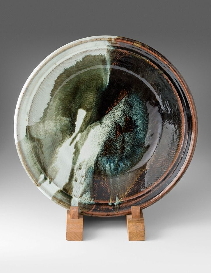 William Plumptre: Anglo-Japanese pottery in the tradition of Bernard Leach and…