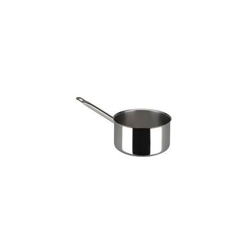"""Frieling Sitram S/S Profiserie 1.7 Qt Sauce Pan by Sitram. $30.95. Model #: A20027. Tubular stay-cool handles. Spot welded for durability and easy cleaning. 18/10 stainless steel with matte finish. 5 mm /0.2"""" thick aluminum disk between stainless steel for even heat distribution. Frieling Sitram S/S Profiserie 1.7 Qt Sauce PanThis Profiserie sauce pan distributes heat evenly so sauces heat up the same way. Works on any heat source and is induction safe. Also s..."""