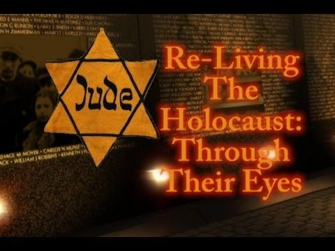 "Re-Living The Holocaust: Through Their Eyes Video is the first episode of a weekly documentary on the Holocaust. Stories include the debut of ""The Dachau Album"", 30 watercolor paintings and more than 200 never before seen photographs of the Dachau concentration camp.."