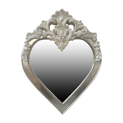 Found it at Wayfair.co.uk - Small Mirrors Traditional Heart Shape Mirror