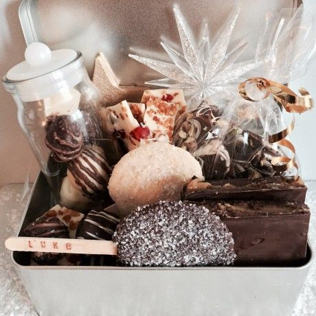 50 best gluten free christmas gifts images on pinterest christmas personalised dairy free chocoholic gift box gluten free hampersdairy negle Choice Image