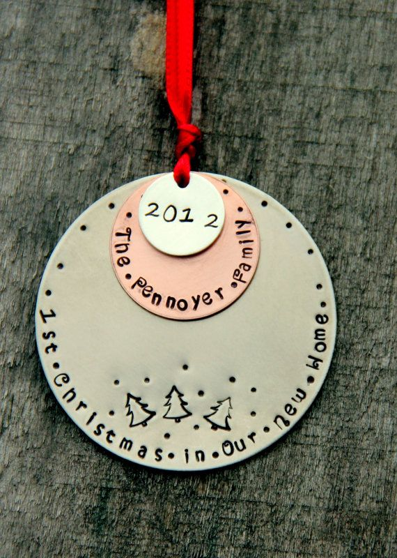 personalized christmas ornaments 25 unique our ornament ideas on 11867