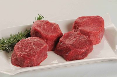 8 oz Top Sirloin Filet Cut Steaks Sirloins are perfect on their own or sliced and added to your favorite recipe!  4 ea / 8 oz