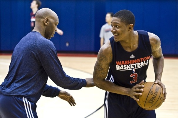 Washington Wizards rookie Bradley Beal taking it all in before real work begins - The Washington Post