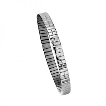 Flexi Armband schmal http://thoeni.energetix-wellness.com/product/Magnet-Armb%C3%A4nder/Flexi-Armb%C3%A4nder/Armband-Edelstahl-schmal