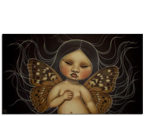 2007 MOTH, Paintings by Poh Ling Yeow, a Malaysian-born Australian artist…