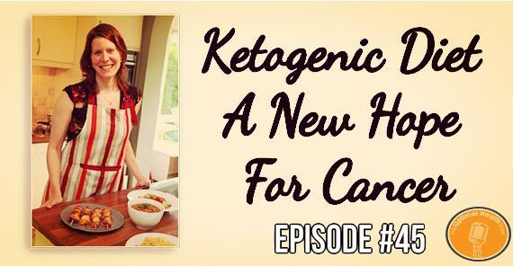 Ketogenic Diet: A New Hope For Cancer? Podcast by Patricia Daly (IINH Graduate) as featured on Ameer Rosic 'Optimum Health Show' in the USA.