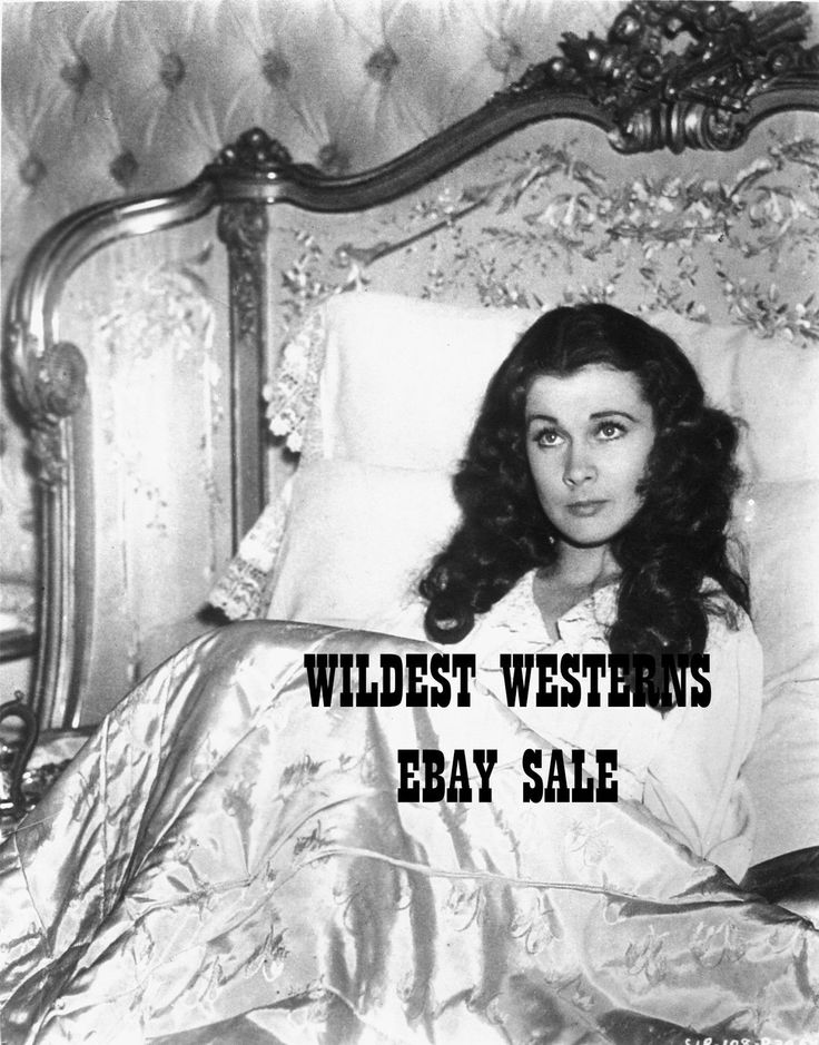 Vivien Leigh RARE Photo Sexy in Bed GWTW Gone with The Wind Gorgeous Actress   eBay