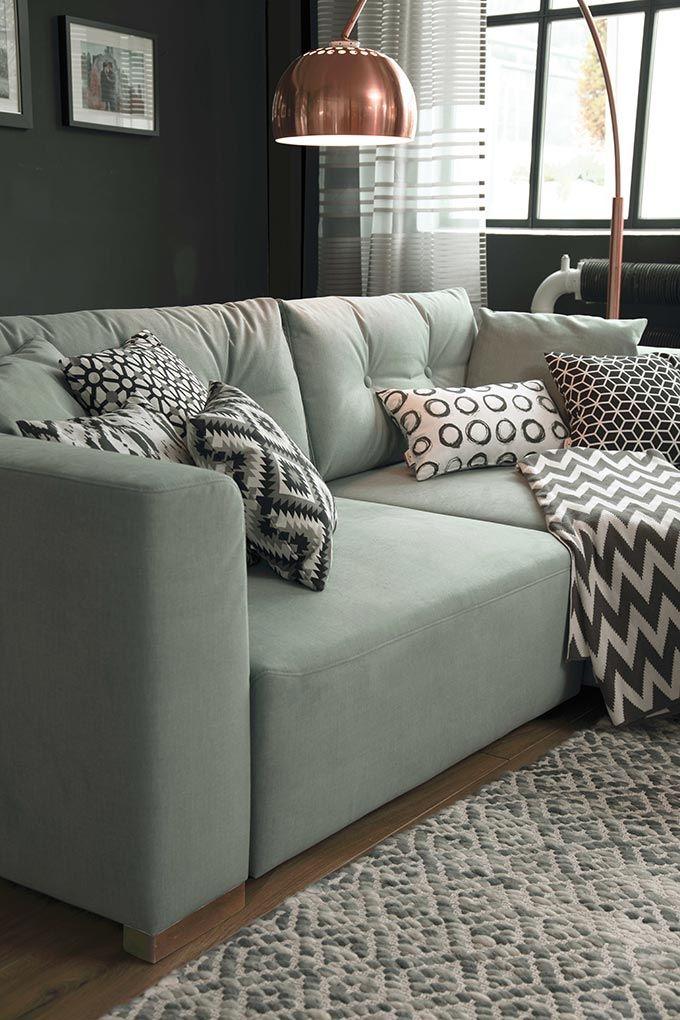 Mint Green Pastels Inspiration Green Sofa Living Room Green Couch Living Room Green Sofa