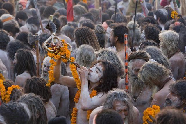 Learn about India's Massive Kumbh Mela Religious Gathering