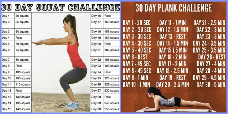 picture regarding Printable Plank Challenge identified as Daftar Harga No cost Printable 30 Working day Plank Trouble Appear
