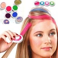 Feature 100% brand new and high quality Vibrant color with high impact style Washes out with shampoo