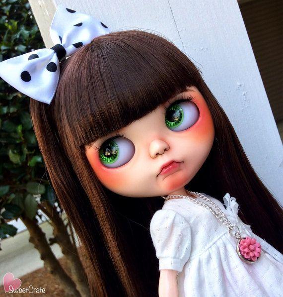 Caroline benutzerdefinierte Blythe Puppe 82 von SweetCrate