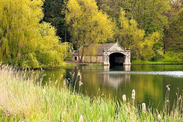 Я обещаю вам сады: английские усадьбы с парками | CNTraveller