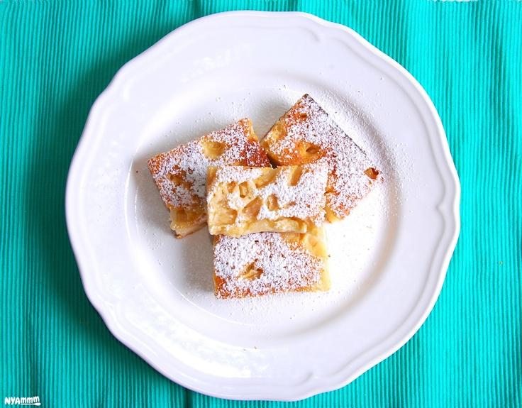 Körtés - kefíres süti