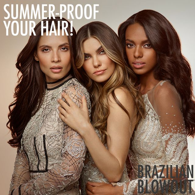 Summer-Proof Your Hair on Bangstyle, House of Hair Inspiration