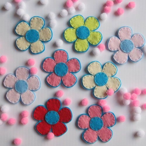 Pin flowers