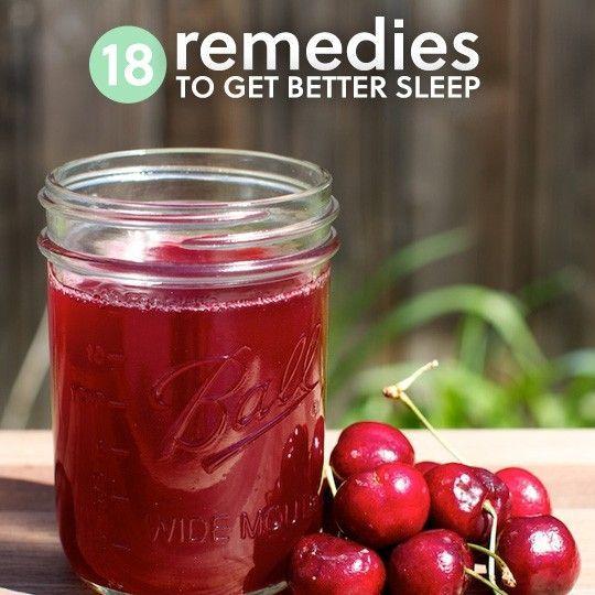 18 Natural Sleep Aids to Get Better Sleep – Medi Idea