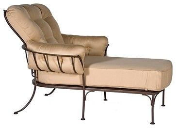 Monterra Chaise Lounge Eclectic Outdoor Lounges