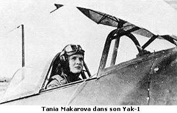 Marina Raskova et les femmes pilotes soviétiques durant la guerre 1939-45