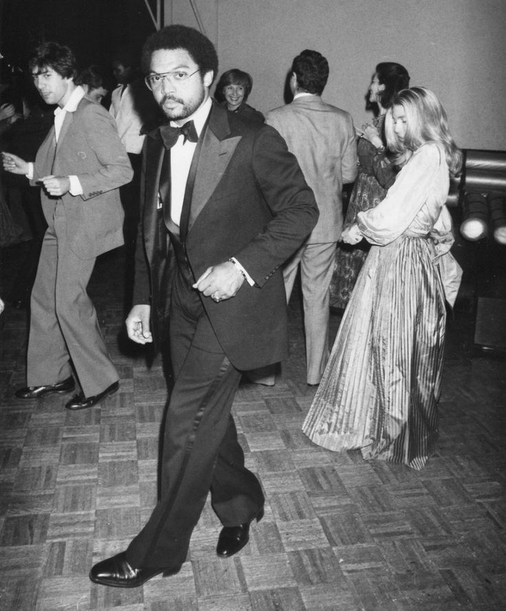Reggie Jackson at Studio 54