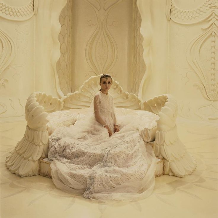 """""""In the beginning it is always dark."""" — The Childlike Empress, """"The NeverEnding Story"""""""