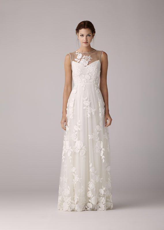 68 besten Brautkleid einfach Bilder auf Pinterest | Hochzeiten ...