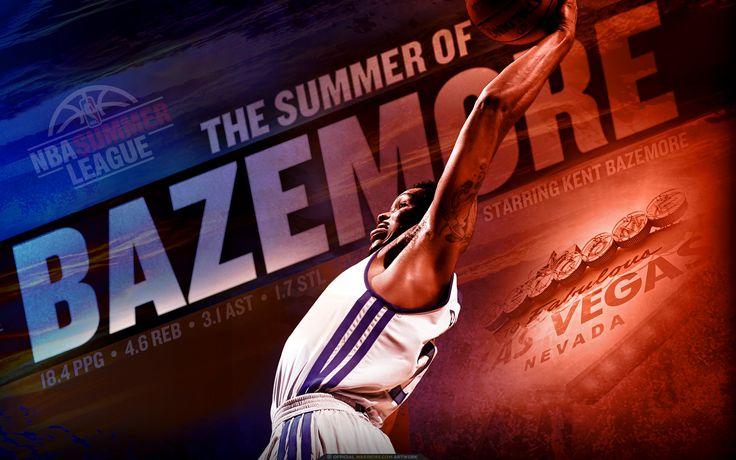 Summer of Kent Bazemore