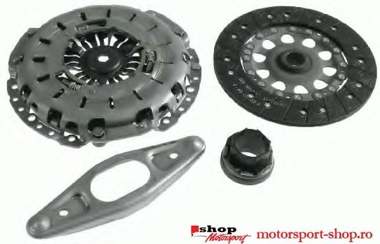 Kit ambreiaj SACHS BMW 3 COUPE (E46) 320 CD