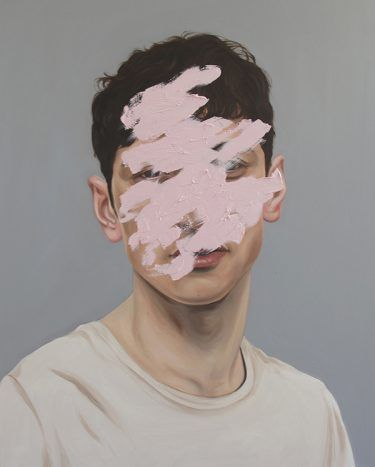 fixed it oil painting portraits of people by Henrietta Harris