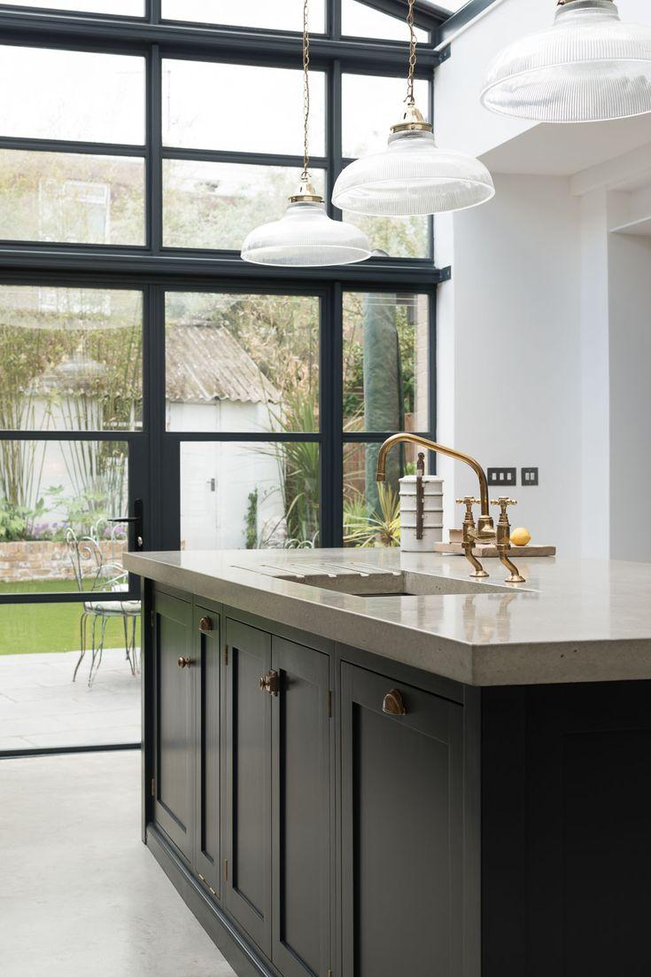 Shaker kitchen brochure devol kitchens - Devol Kitchens The Beautiful Balham Kitchen By Devol Kitchen Unitsshaker